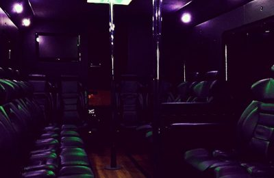 20 passenger Limo Bus fort myers