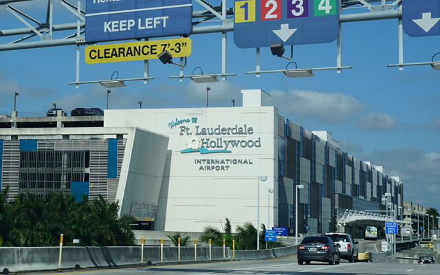 Fort Lauderdale Airport