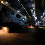 white-stretch-limo-suv-excursion inside