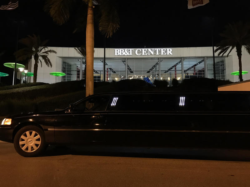 Event Limo Bus Fort Myers