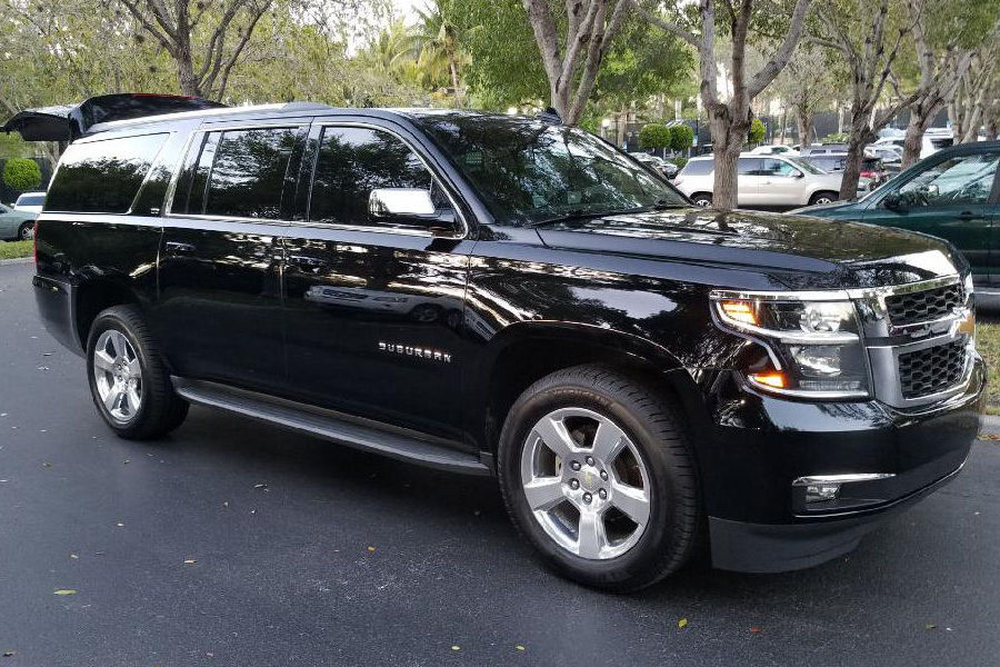Mercedes Fort Myers >> Luxury black SUV service | Mercedes GL, Cadillac Escalade ...
